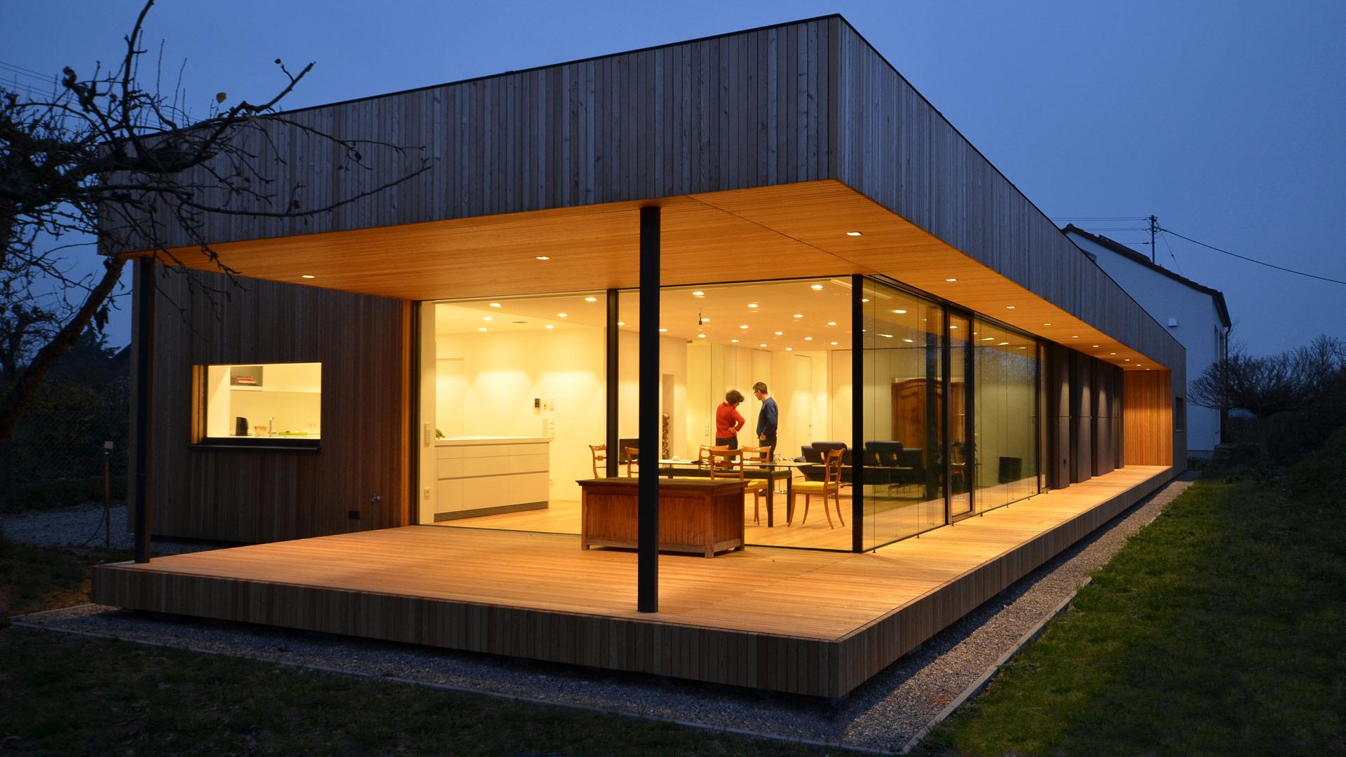 einfamilienhaus passivhausfamilieo. Black Bedroom Furniture Sets. Home Design Ideas